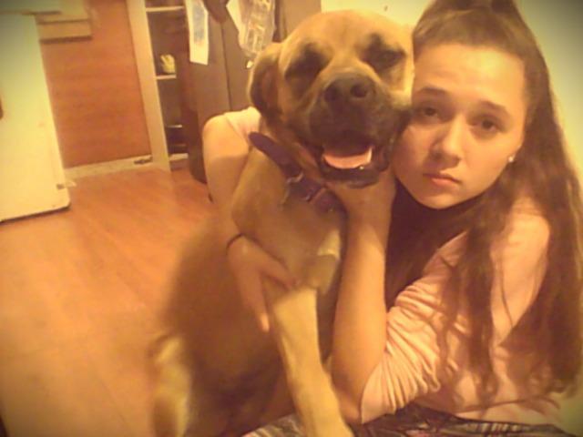 Aren't Me and My Pup Luna So Cute, LOL?