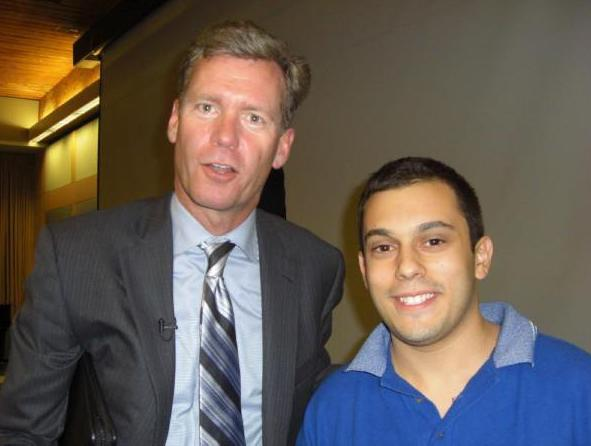 Why does Chris Hansen look so horrible now?