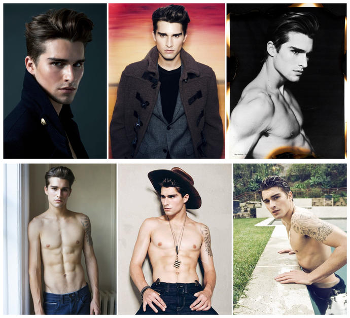 Which guy you find him attractive & hot?