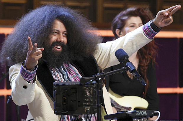 Do you believe Reggie Watts is correct?