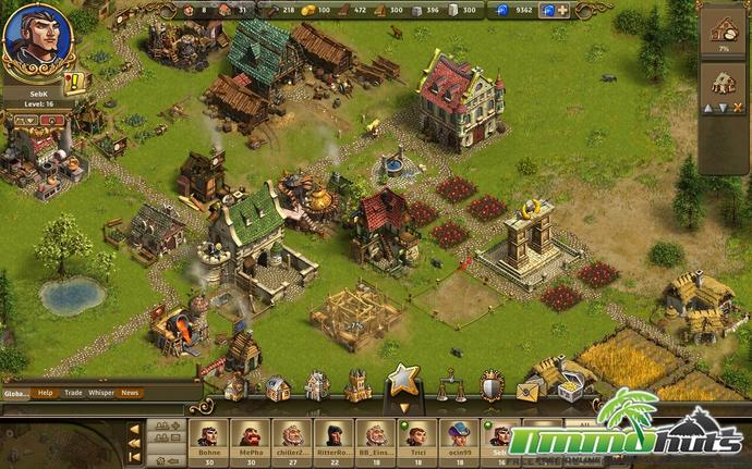 Which board games are most similar to the PC game Settlers?