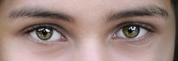 What color eyes do you like on a girl?