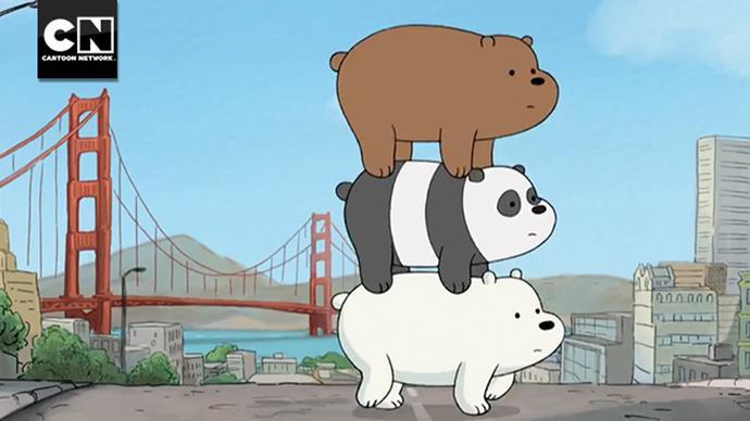Do you like We Bare Bears?