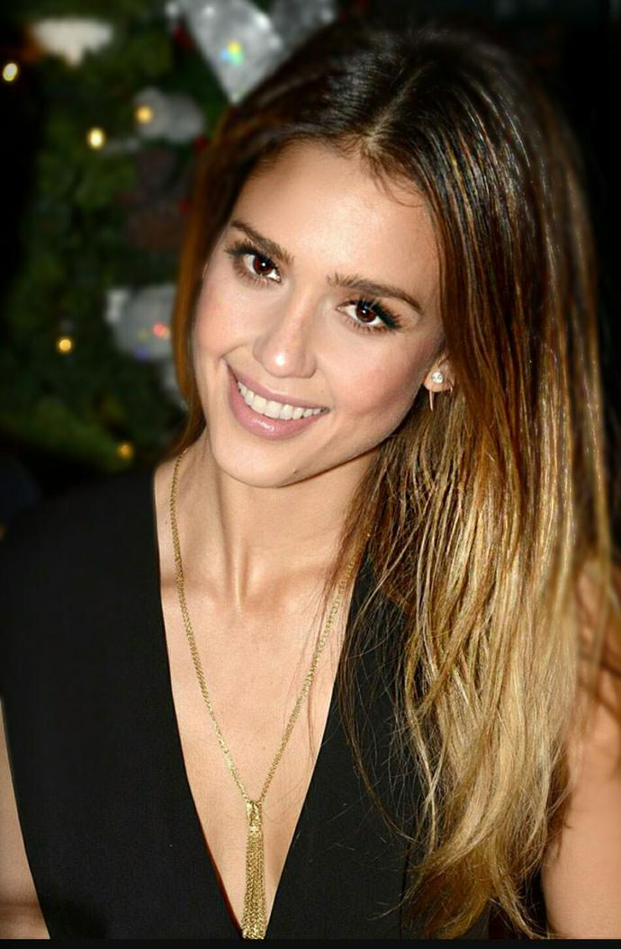 Do you know your celebrities game #2:who is the real jessica alba?