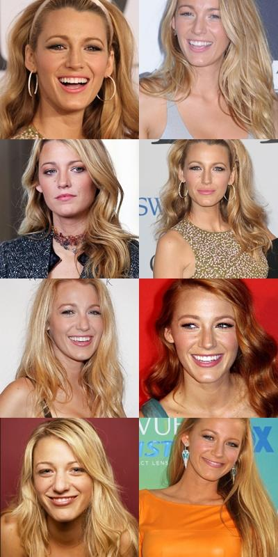 Do you think Blake Lively butterface?