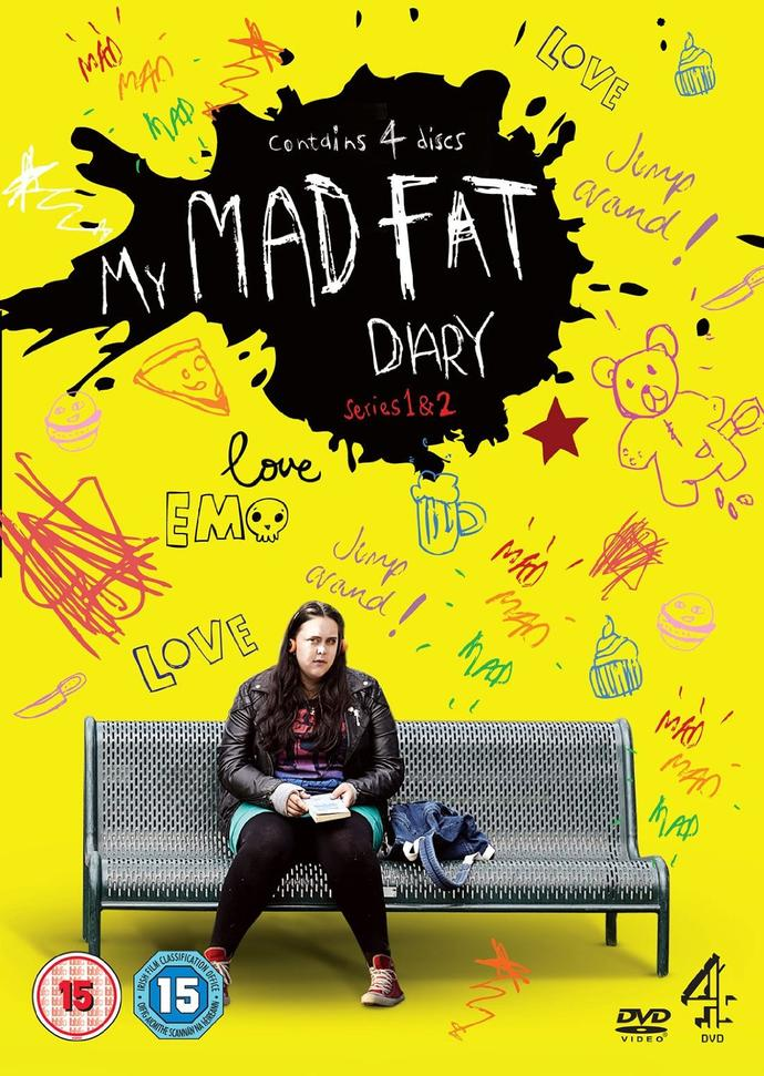 MY MAD FAT DIARY? Have you seen it? What do you think about it?
