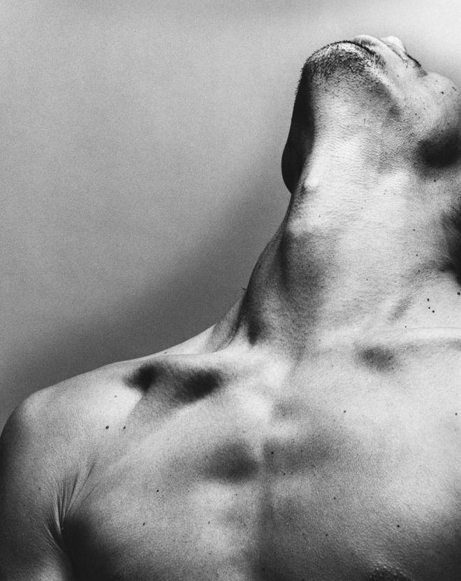 Girls, do you find the Adams apple hot on a guy?