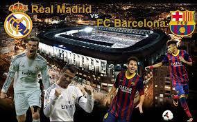 WHO  WILL WIN  EL -CLASSICO 2015 ? FC BARCELONA V REAL MADRID  IN SANTIAGO BERNABEU.?