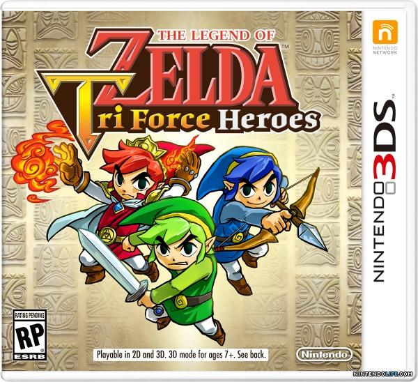 Would you play Tri Force Heroes?