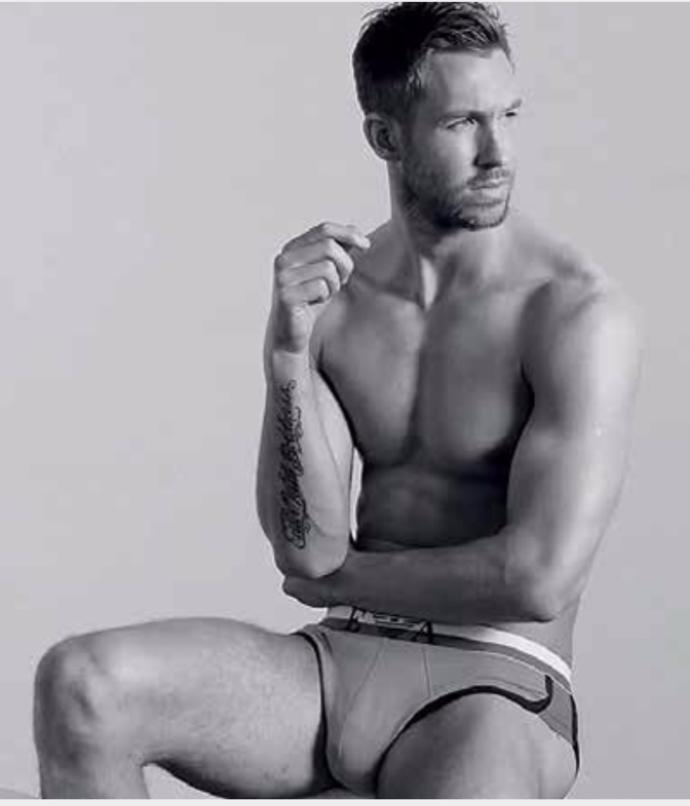 Do you think Calvin Harris is hot? If so, rate him please?