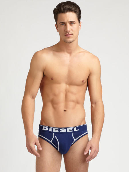 Girls, how would you feel about your boyfriend/husband wearing briefs?