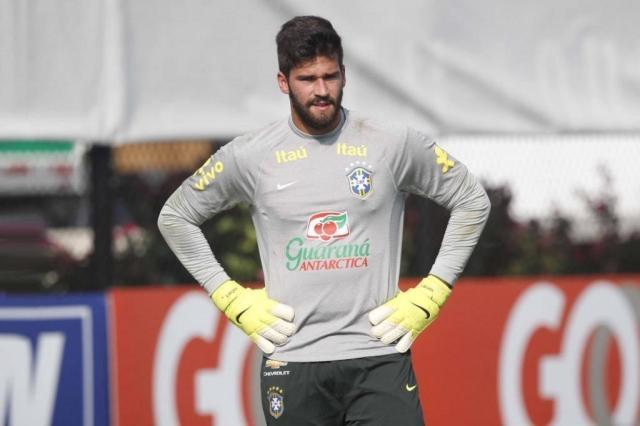 Girls, take a look at new brazilian's official squad goalkeeper. Is he hot or what?
