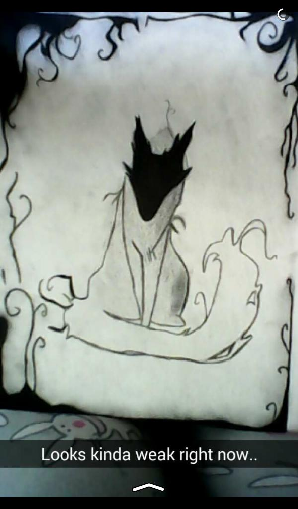 My Drawing. What do YOU think?