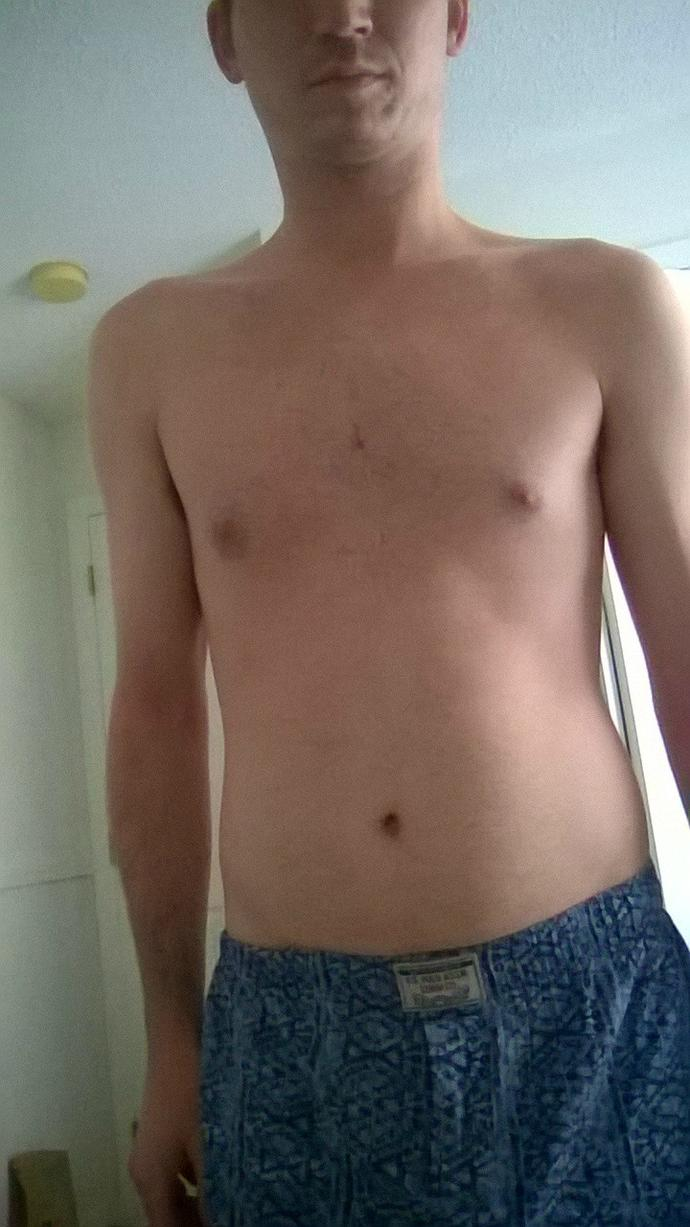 what would you rate my body?