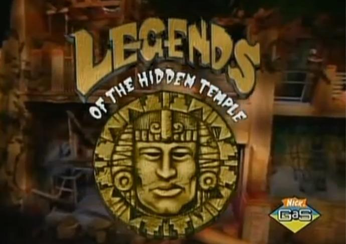 Let's play Legends of the Hidden Temple, what team are you on?