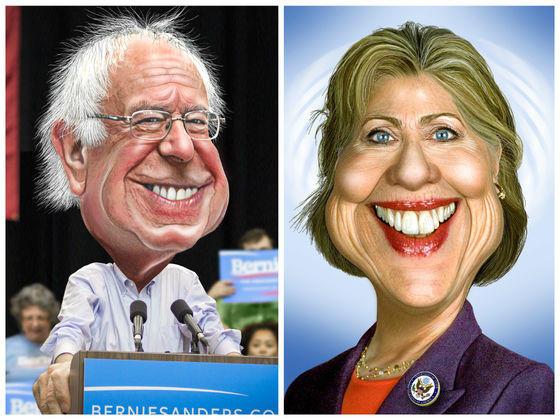 (QUIZ) Is Your Brain More Hillary Clinton Or Bernie Sanders?
