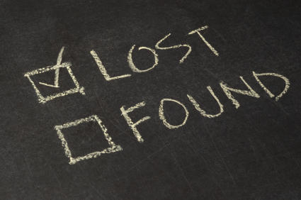 What's your favorite thing that you've ever lost?