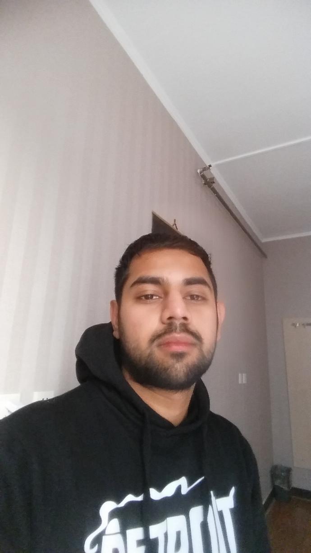 How do I look? Should I get rid of my facial hair?