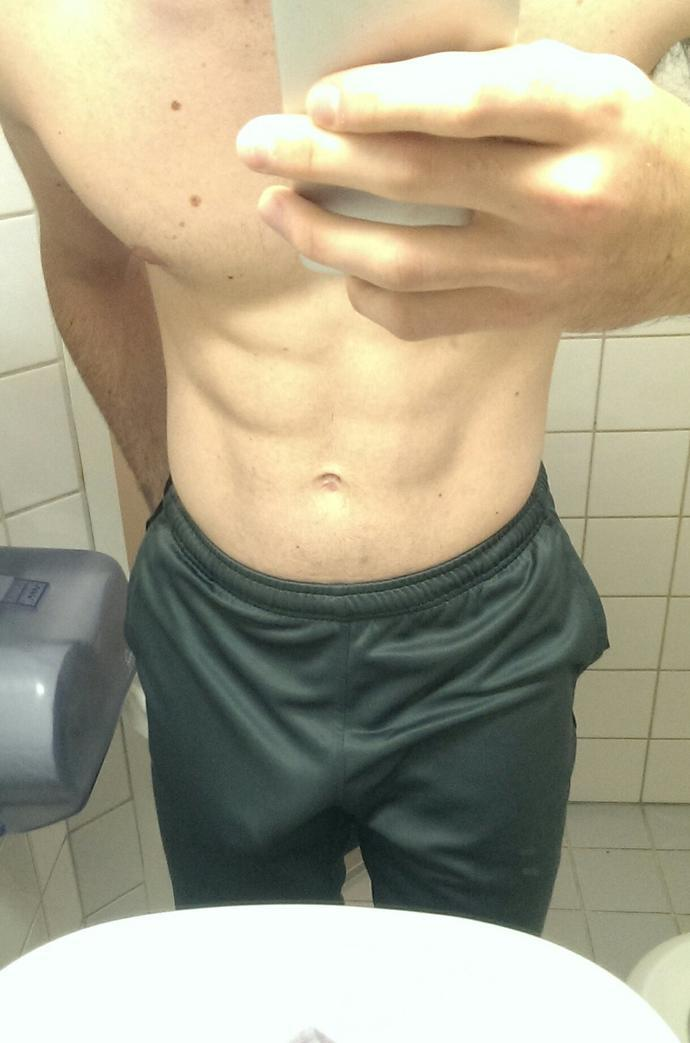 Anything I can improve or you think is good about my body? if you can rate it as well that'd help, thanks?