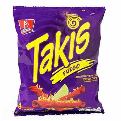 Takis or Flamin Hot Cheetos?