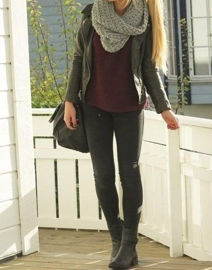 Guys which style do you prefer on girls (winter) ?