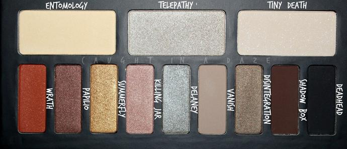What is the best eye-shadow palette you own?