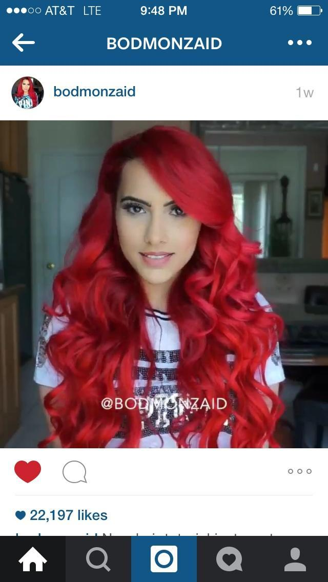 Guys, Are crazy hair colors attractive?
