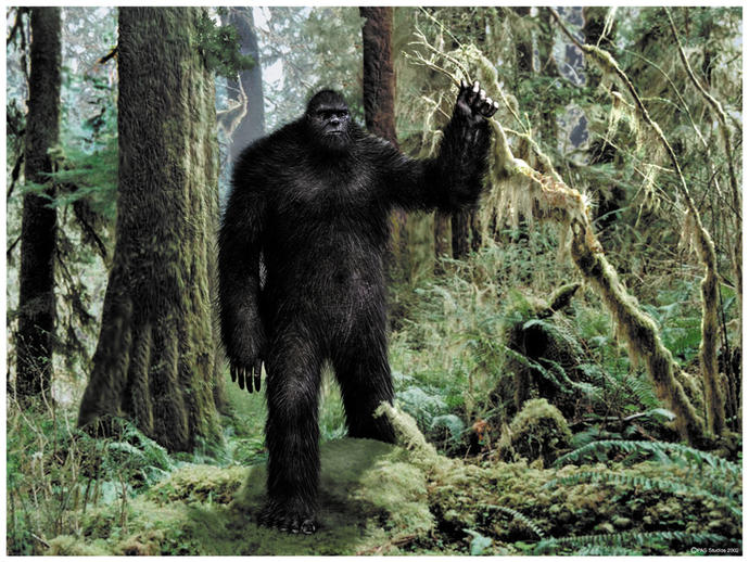 What is your favorite cryptid ape-man?