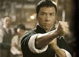 Who is the chosen one in modern martial arts cinema?