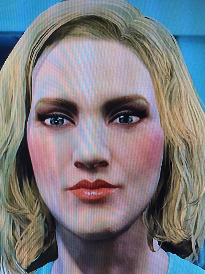 Does this look like Taylor Swift to you?