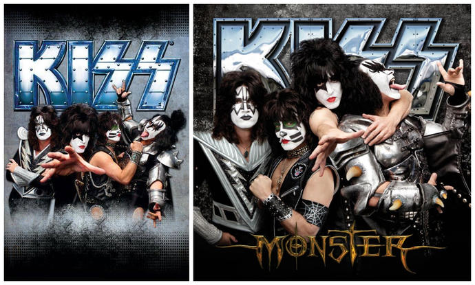 The Most Famous/Popular/Best/Coolest/Sexy American Rock Band Is KISS. Do you like them &Who do you like?