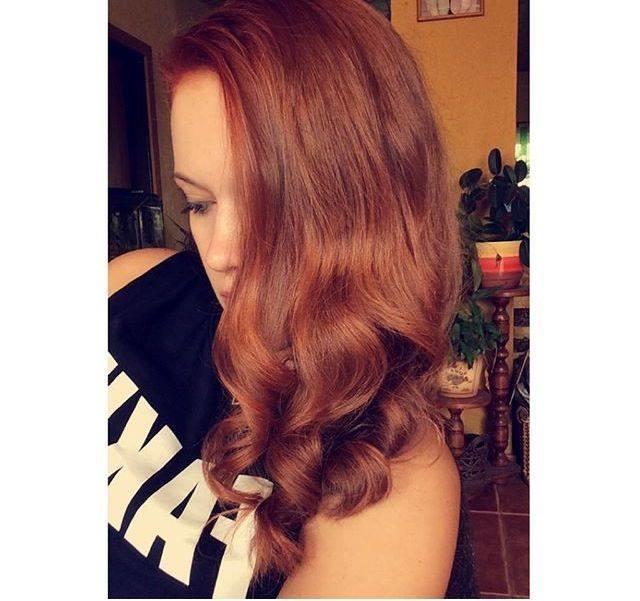 Should I go brunette or red hair?