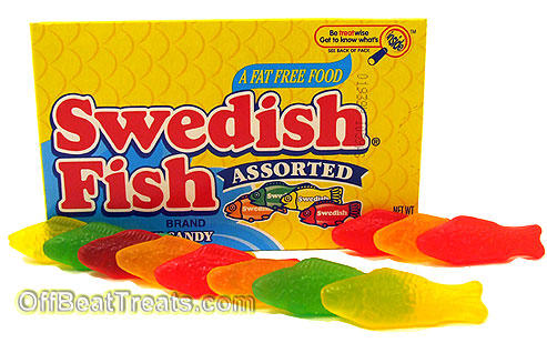 Have you tried swedish fish before girlsaskguys for Swedish fish flavor