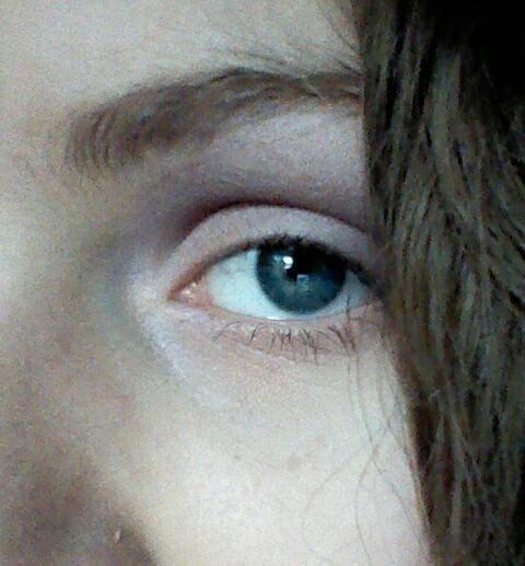 Dose my eye look good?