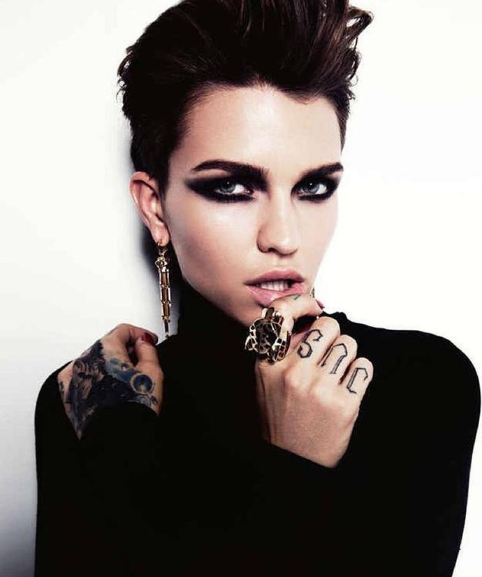 What do you think of Ruby Rose?
