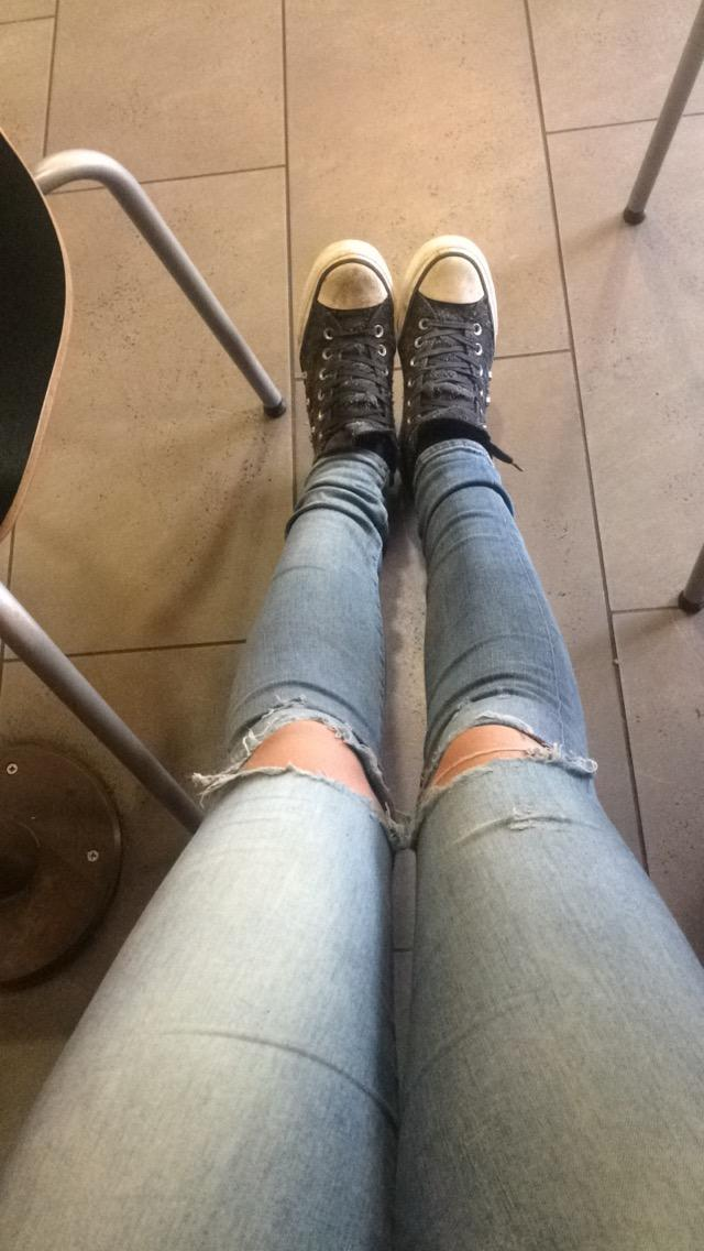 Are my legs fat?