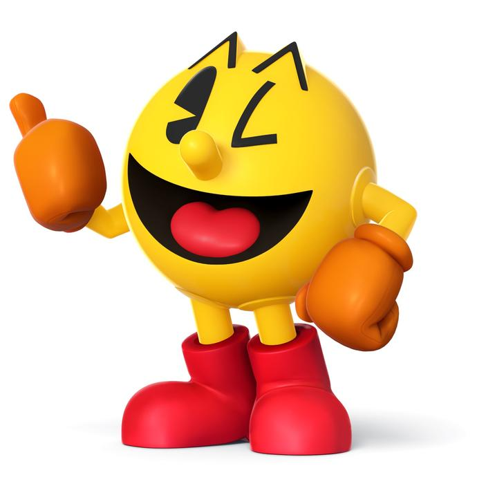 If you met PAC-MAN in real life what would you say?