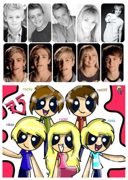 Do You Like R5? One of The Popular Pop Rock Band Better Than One Direction?