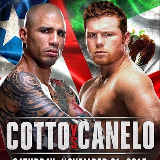 Who wins the big fight tomorrow night, Cotto or Canelo?