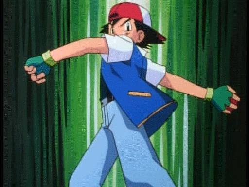 If some kid threw a POKEBALL at your head hoping to catch you as his POKEMON how would you react?