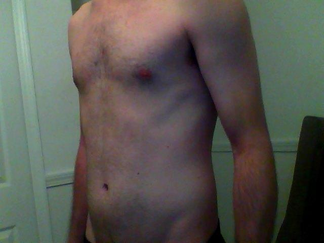 Girls, does my body look attractive?