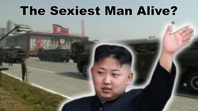 Would you marry the sexiest man alive and he is super rich?