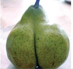 Is my butt proportionate to my pear shaped body?
