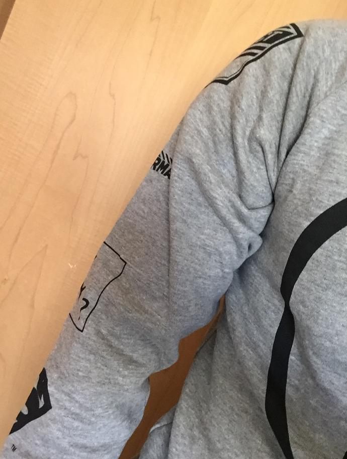What do you honestly think about this sweat ?