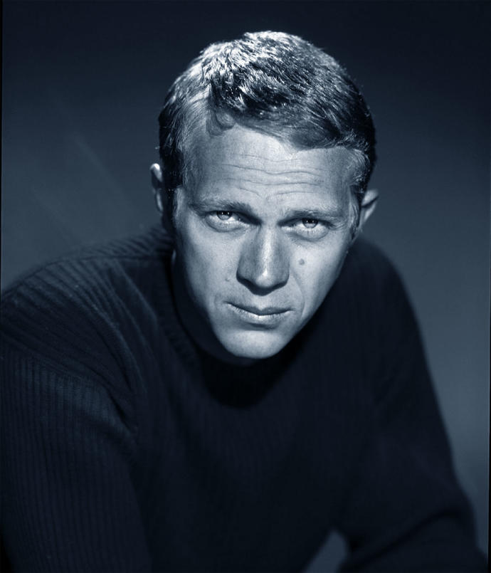 What's so attractive about Steve McQueen? Rate him on a scale of 1-10?