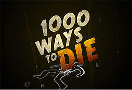 Did anyone else use to watch 1000 ways to die 😱😱😱?