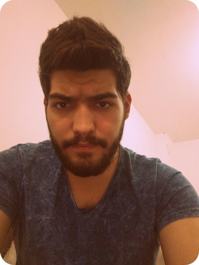 Hey, how do I look ? ? ?