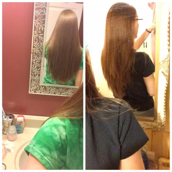 is my hair bad?