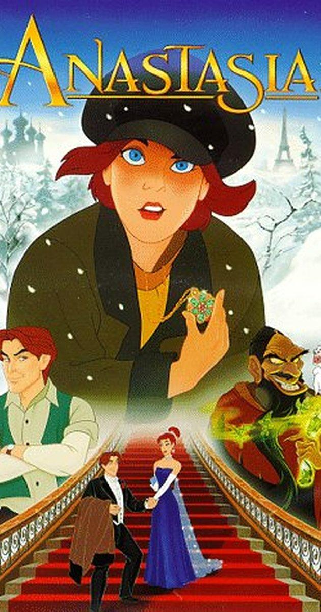 Did you watch Anastasia as a kid?