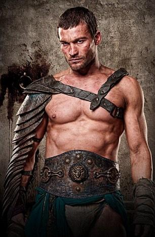who was the better looking spartacus?